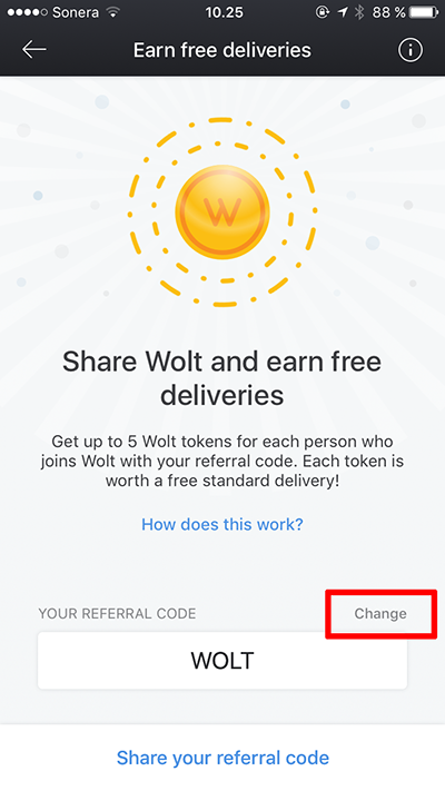 Sharing Wolt just got way better – get up to 5 free deliveries for